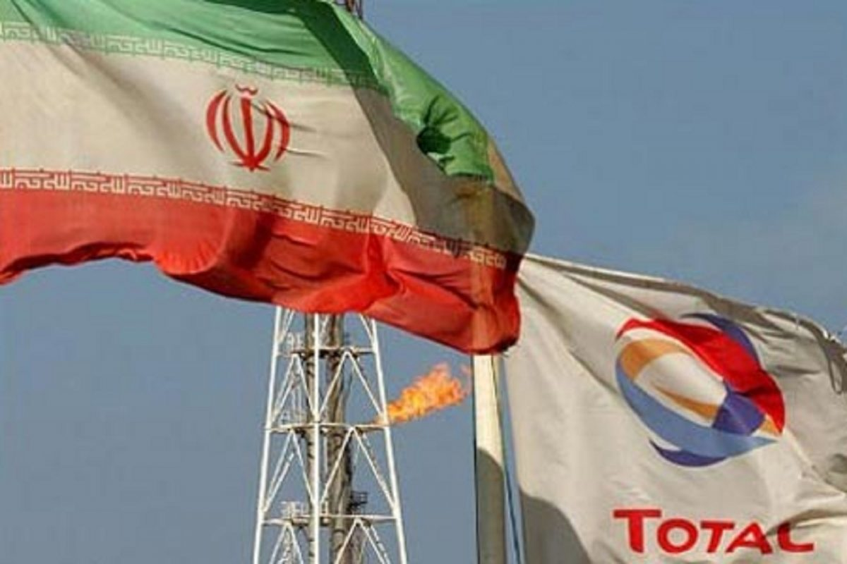 French group Total left Iran to the likely profit of Chinese partner CNPC